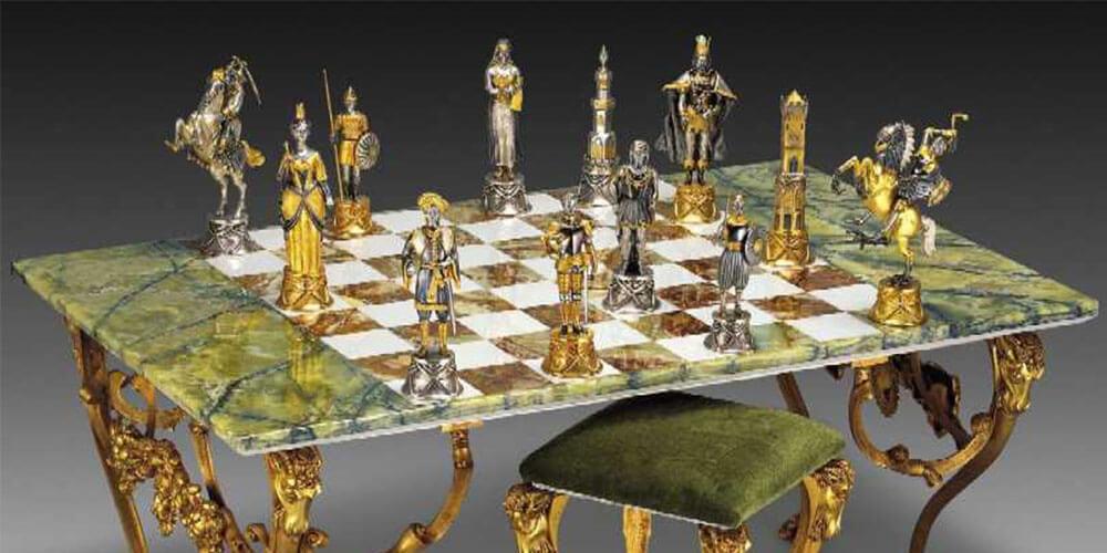 Unique Chessboard