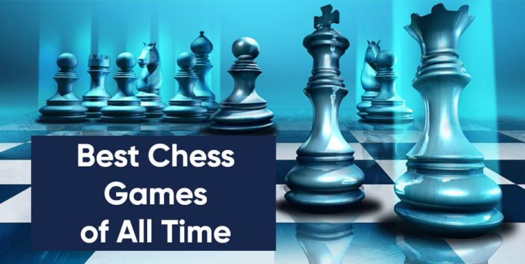 The Best 05 Chess Games of All Time (With Video Analyze)