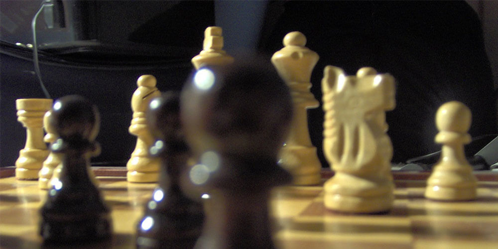 Size of the Tournament Chessboard