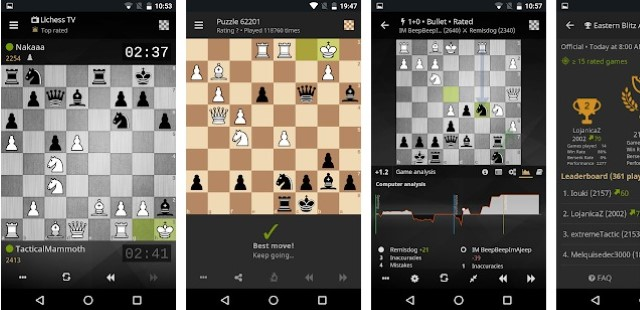 lichess Free Online Chess Apps on Google Play